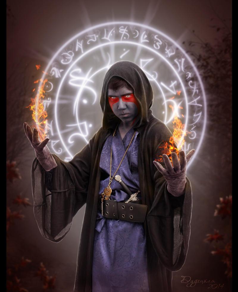 magician by dudeckaya