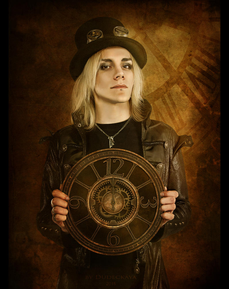 Gothic-Steampunk by dudeckaya