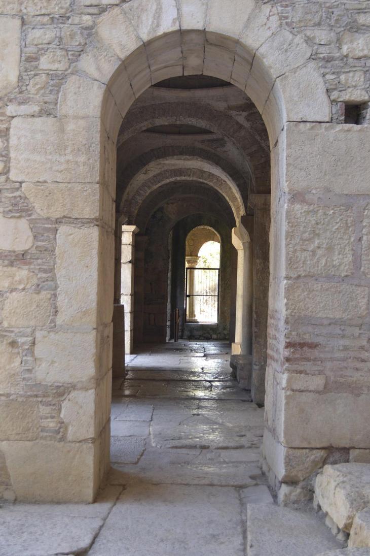 arch by dudeckaya