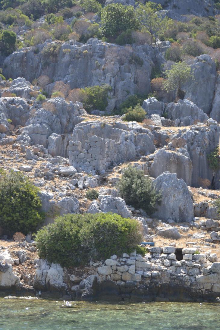 city of Ruins by dudeckaya