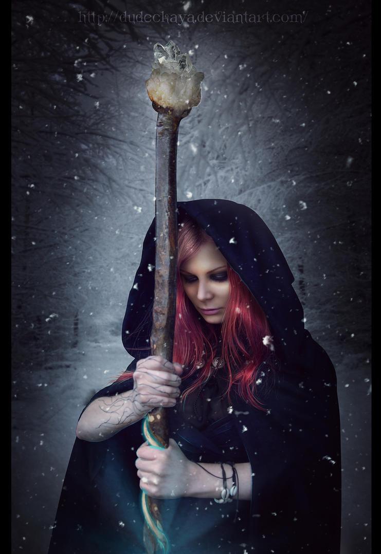 Magic stick by dudeckaya