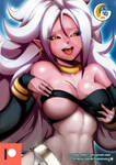 Patreon - Dragon ball FighterZ _ Android 21 a