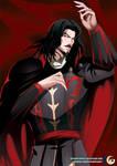 Dakimakura _Castlevania Dracula Vlad Tepes series