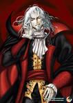 Dakimakura _Castlevania Dracula Vlad Tepes game