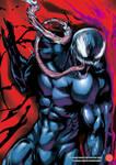 Dakimakura - Venom movie again!
