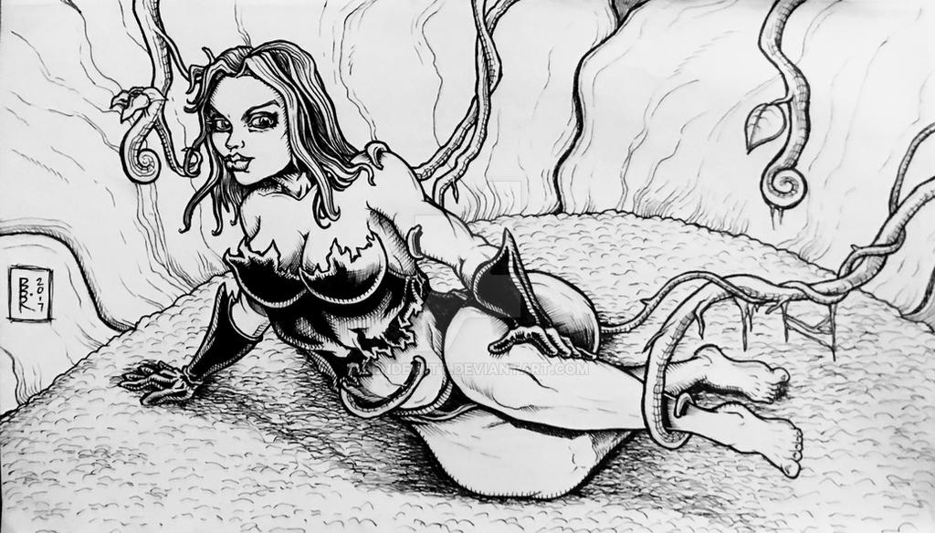 Poison Ivy 2 by BenDewitt