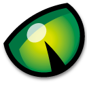 IrfanView Eye Dock Icon by balaporte