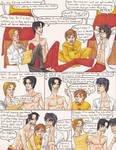 Remus Gets Detention: Prelude