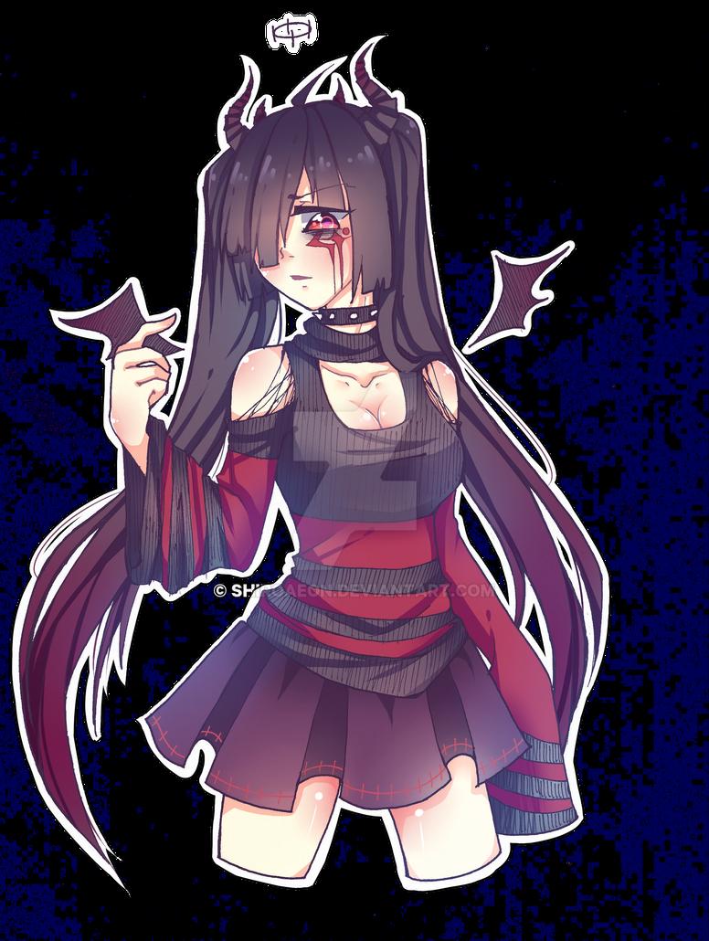 Adopt extra demon girl by shiroaeon