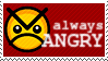 Always angry by MiCrOsCo-PuCe