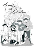 South Park - Merry X'Mas by UsagiRen