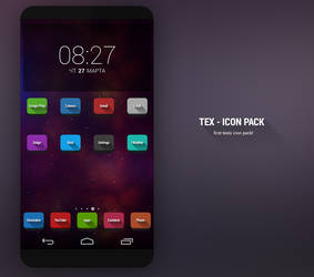 TEX - Icon Pack by Karsakoff