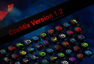 Next Launcher Theme CosMix by Karsakoff