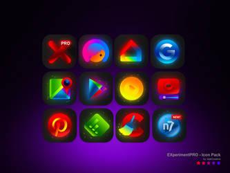 ExperimentPro - iconpack by Karsakoff