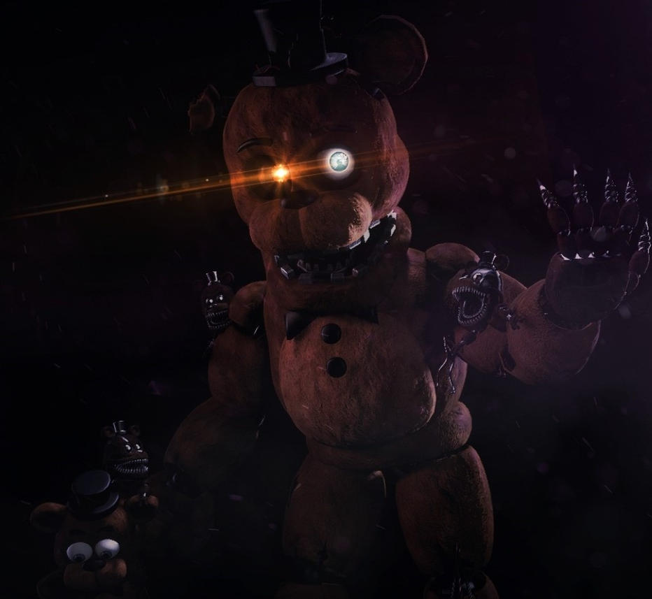 Gmod Fnaf: Well, The 'Unwithered Foxy' SFM Model Was