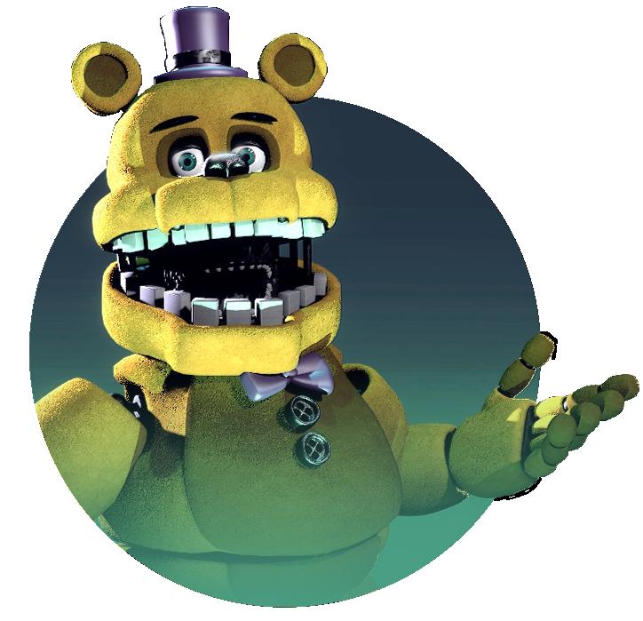 [FNaF/Gmod] Fredbear Thing By CynfulEntity On DeviantArt