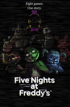 Happy 5th Year Freddy