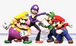 [Nintendo/SFM] Duel of the Dopplegangers