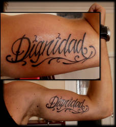 Dignidad by krinakii