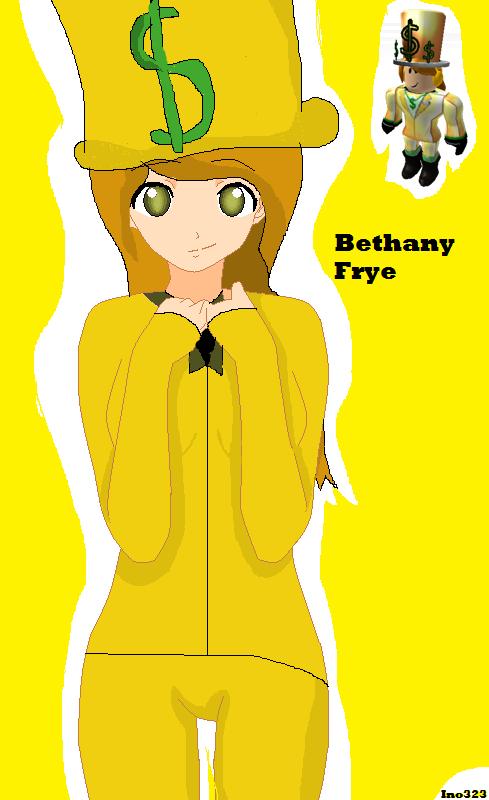 bethanyfrye roblox by xxinoyamanakaxx on deviantart