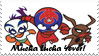 Mucha Lucha 4ever Stamp by TheRScrooge