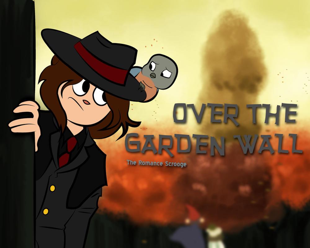 Over the Garden Wall Title Card by Aeon-Borealis