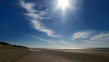 Formby beach .. updated