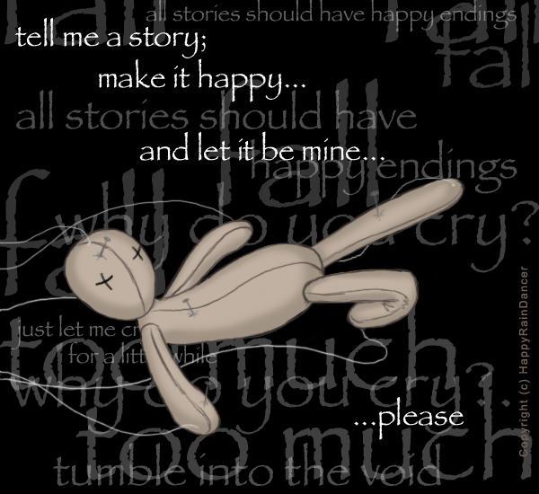 Happy Ending Puppet by HappyRainDancer