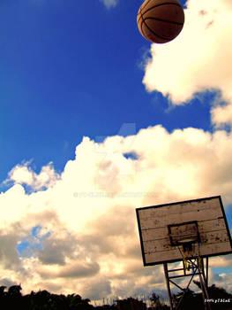 I even dream basketball