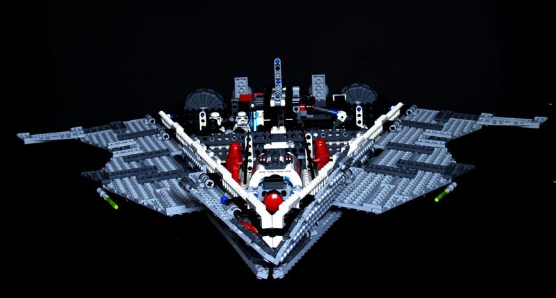 Lego Star Destroyer 6 by Hongkongcavalierdave