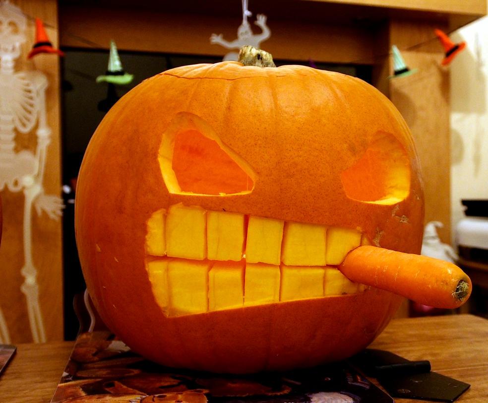 Pumpkin 3 by Hongkongcavalierdave