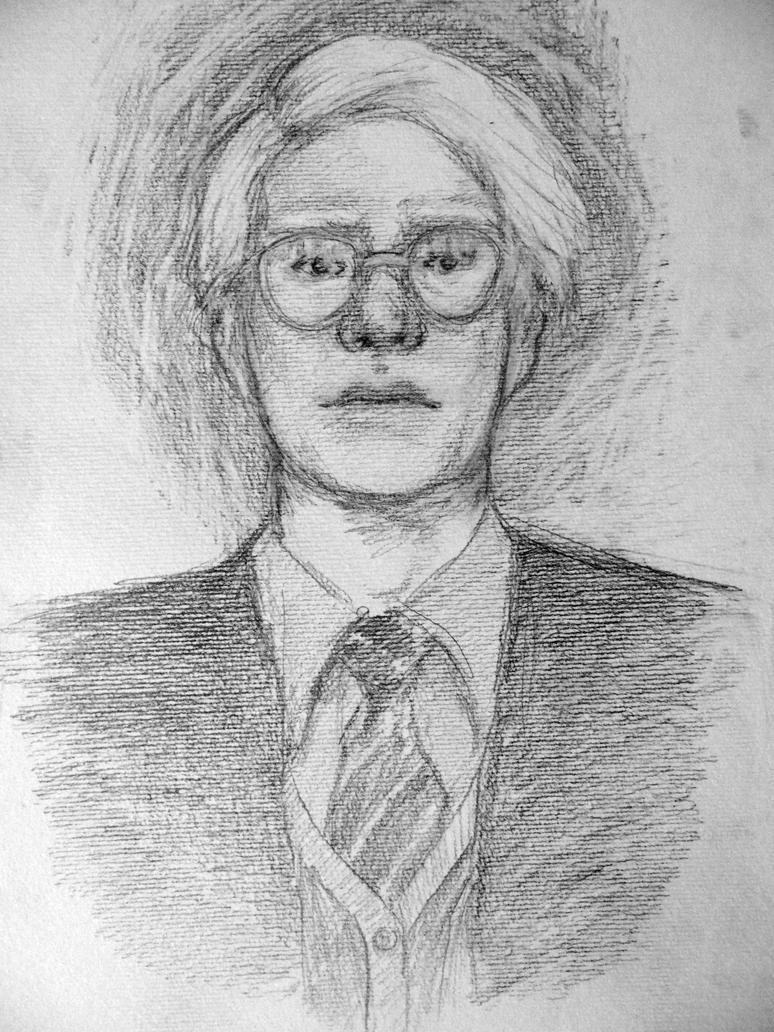 Andy Warhol by alex10332