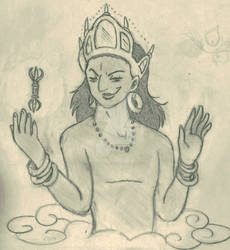 Vajrapani Yaksha