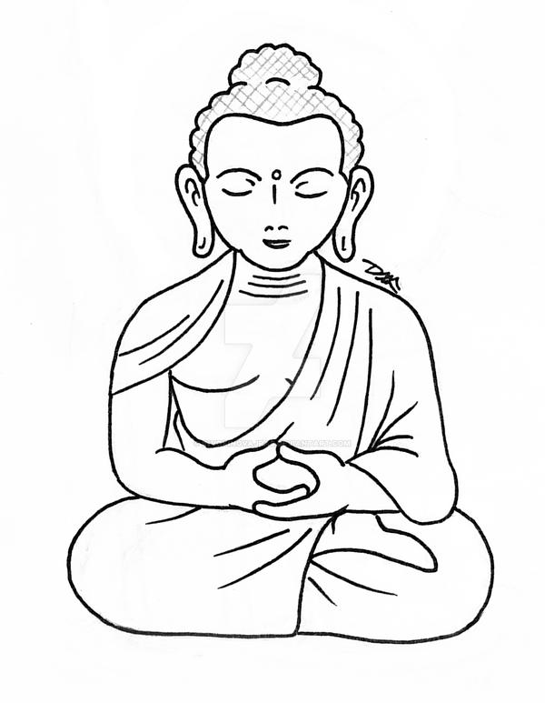 Just a Buddha by Invokingvajras