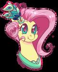 Gala dress : Fluttershy