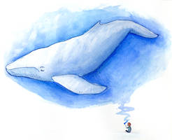 Whale by mushed-potatoes