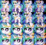 Celestia Icons