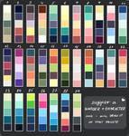Color Pallete - OPEN