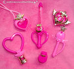 Sailor Moon World SuperS Candy Toys