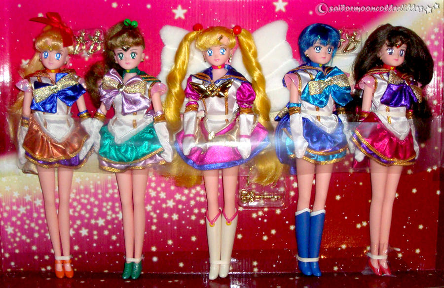Sailor Moon World Sera-Myu DX Dolls Collection by onsenmochi on ...