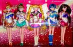 Sailor Moon World Sera-Myu DX Dolls Collection