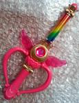 Sailor Moon Mini Kaliedomoon Wand - SOLD