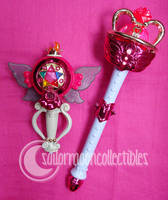 Sailor Moon Wand and Chalice Set - SOLD by onsenmochi