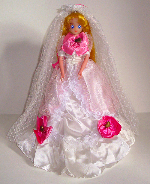 Sailor Moon Usagi Wedding Doll Sold By Onsenmochi On Deviantart,Stylish Wedding Party Wear Dresses For Womens