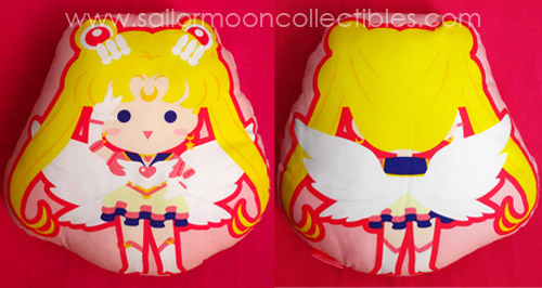 Sailor Moon Channel Cushion by onsenmochi