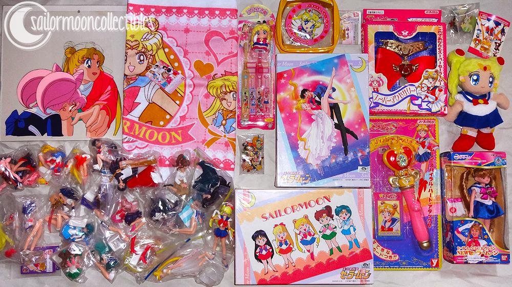 Sailormoon Toys 121