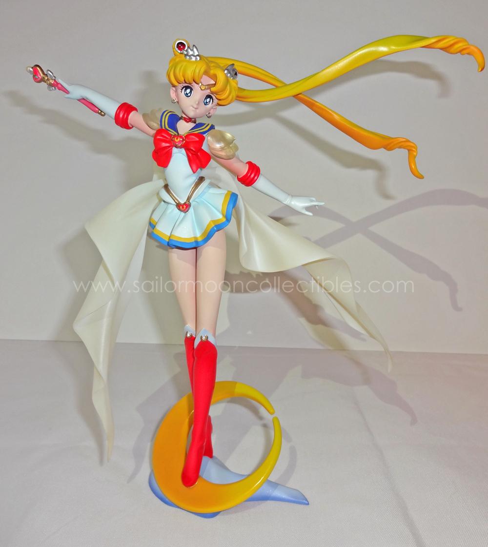 Super Sailor Moon 1/8 Kaiyodo Figure By Onsenmochi On