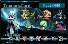 Pokemon - Aldermar by Aldermar
