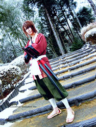 Shinsengumi First Unit Captain by LennethXVII