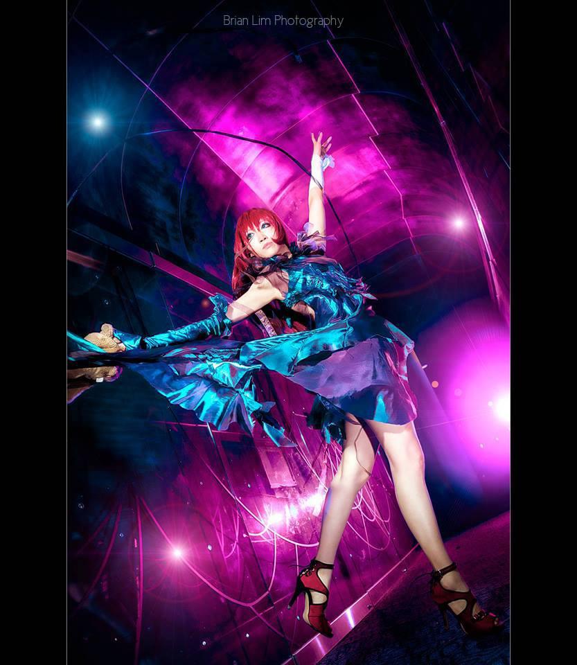 Chuzuri Dancing by LennethXVII